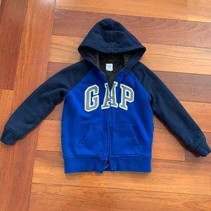 GAP hooded jacket NWOT